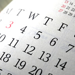 キャンパスカレンダー