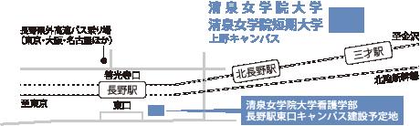 長野駅東口校舎建設予定地