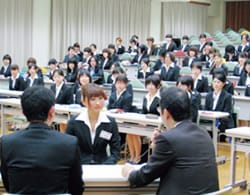 就職・進学の選択